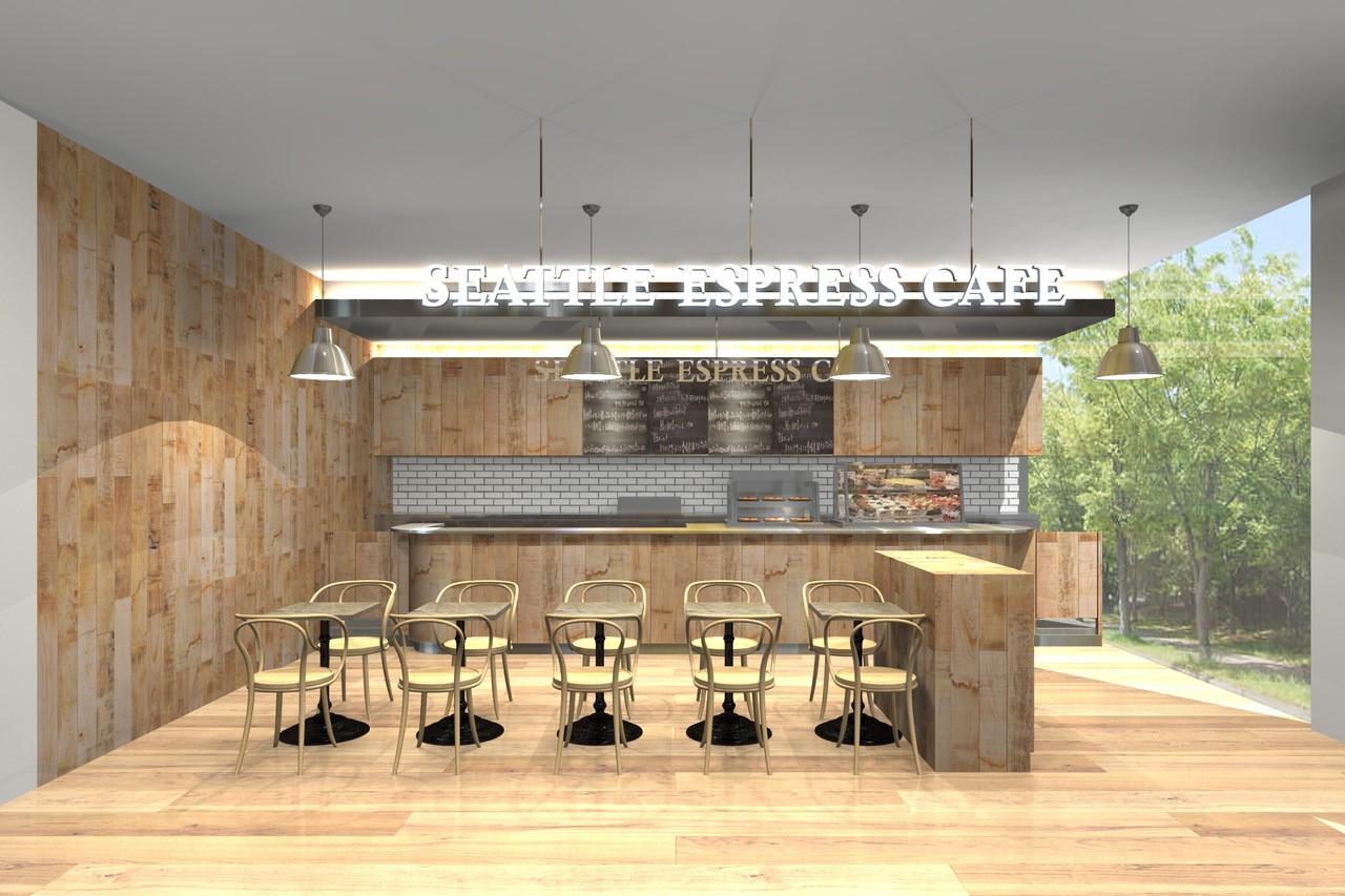 【5/31(月)~】『シアトルエスプレスカフェ』が再開します!